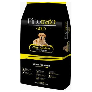 Finotrato Gold Adultos - Raças Grandes 15kg