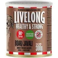 Livelong Cães Javali 300g