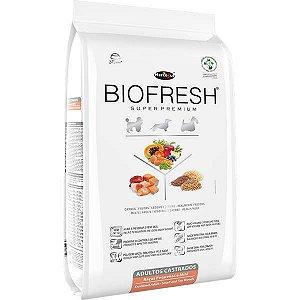 Biofresh Castrados Raças Pequenas E Mini 3kg