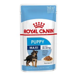 Royal Canin Sachê Maxi Puppy Wet 140g