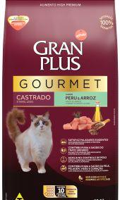 Gran Plus Gato Gourmet - Castrado - Peru 3kg