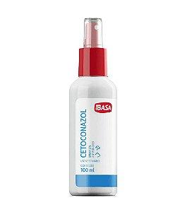 Cetoconazol Spray Ibasa 2% 100ml