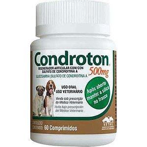 Condroton 500mg C/60 Comprimidos