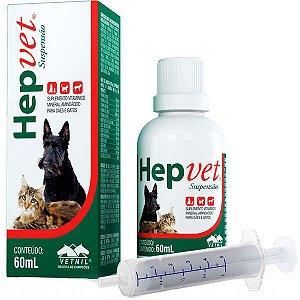 Hepvet Suspensao Oral 60ml
