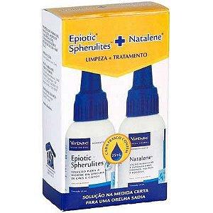 Kit Epiotic Spherulites+Natalene 25ml