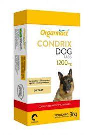 Condrix Dog Tabs 1200mg Caixa C/30 36g