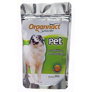 Pet Probiotico Organnact Po 500g