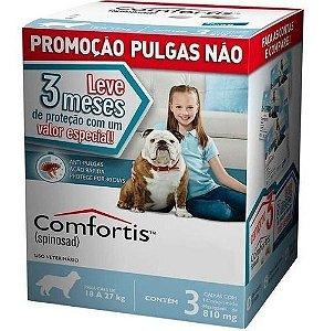 Comfortis 810mg 18 - 27kg