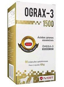 Ograx-3 1500 C/30 Comprimidos