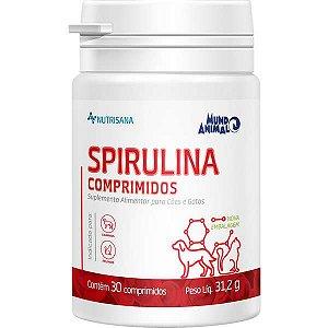 Nutrisana Spirulina 30Comprimidos