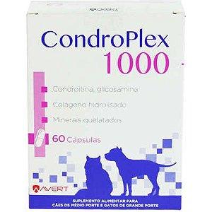 Condroplex 1000mg C/60 Comprimidos