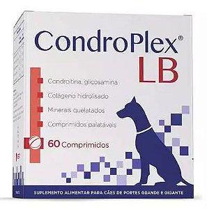 Condroplex Lb 120g C/ 60 Comprimidos