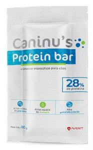 Caninus Protein Bar 80g