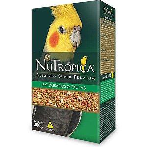 Nutrópica Calopsita C/Frutas 300g