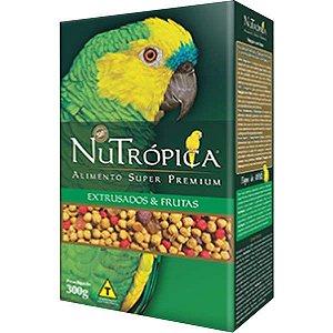 Nutrópica Papagaio C/Frutas 300g