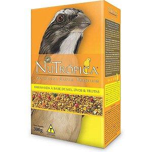Nutrópica Trinca Ferro Mel/Ovos/Fru 300g