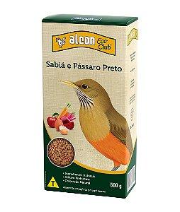 Alcon Eco Club Sabia Pássaro Preto 500g