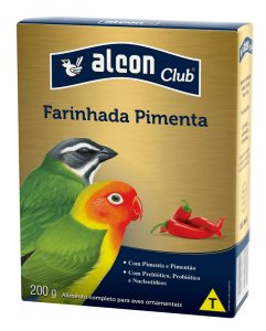 Alcon Club Farinhada Pimenta 200g