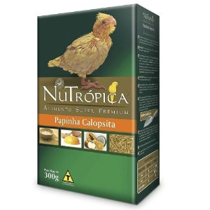 Nutrópica Calopsita Papinha 300g