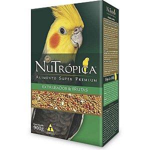 Nutrópica Calopsita C/Frutas 900g
