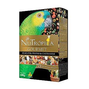 Nutrópica Papagaio Gourmet 600g