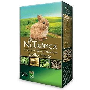 Nutrópica Coelho Filhote 1,5kg