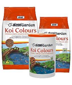 Alcon Garden Koi Colours 1,5kg