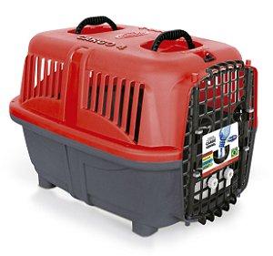 Transporte Plastpet Cargo Kennel 4 Verm