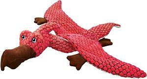 Brinquedo Kong Dynos Pterodactyl Coral Small