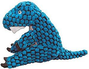 Brinquedo Kong Dynos T-Rex Blue Small
