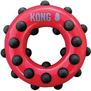 Brinquedo Kong Dotz Circle Small