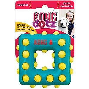 Brinquedo Kong Dotz Square Small