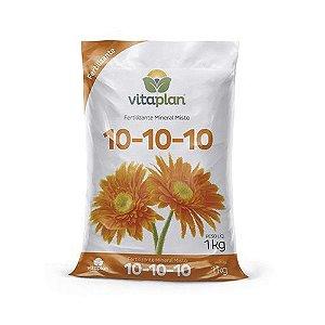 Fertilizante Vitaplan 10.10.10 1kg