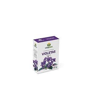 Fertilizante Vitaplan Violetas 150g