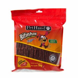Bifinho Pethand Carne 1kg