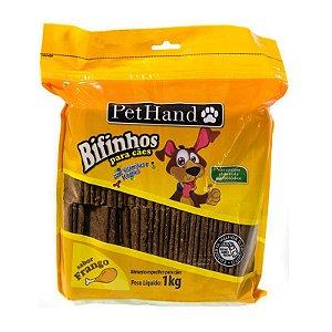 Bifinho Pethand Frango 1kg