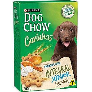 Dog Chow Biscoitos Carinhos Junior 300g