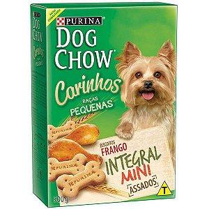 Dog Chow Biscoitos Carinhos Mini 500g
