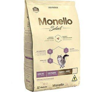 Monello Select Gatos Castrados 2kg