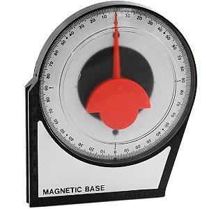 Nível Angular com Base Magnética 610056 - Lee Tools