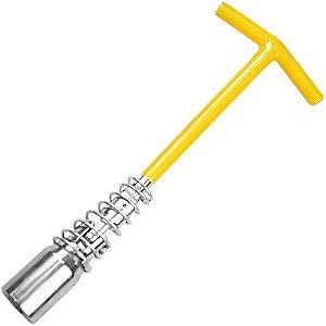 Chave de Vela com Soquete Duplo Encaixe Lee Tools - 685702
