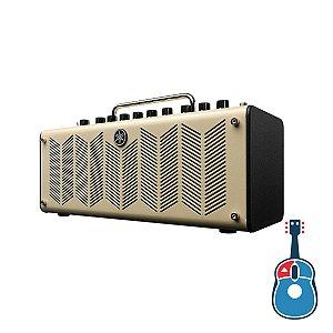 Amplificador Caixa Cubo Yamaha THR 10 BR Creme p/ Guitarra