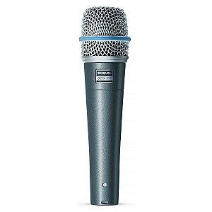 Microfone com Fio Shure Beta 57A / Mão
