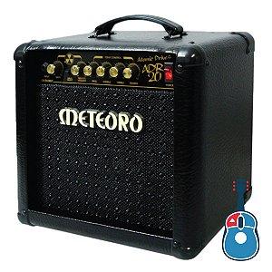 Caixa Cubo Amplificador Meteoro Atomic Drive ADR20 para Guitarra 20W