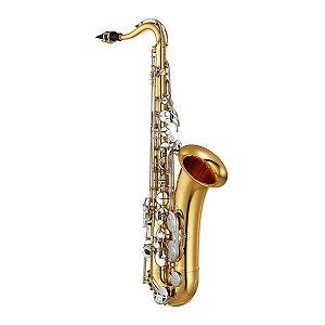Sax Tenor Yamaha YTS26 ID Laqueado Chaves Niquelada