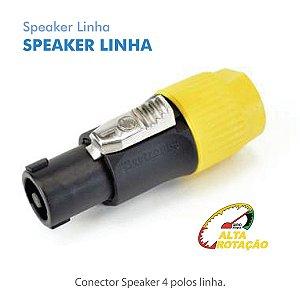 Speakon Sas Fl4P/Sl4Fc-X Linha / Santo Angelo