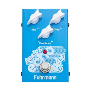 Pedal Fuhrmann Analog Echo AE01 / Delay / Analógico