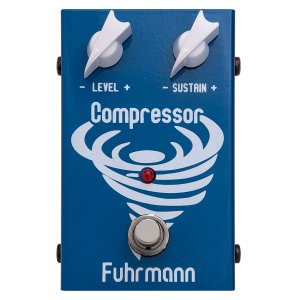 Pedal Fuhrmann Compressor CM02 / Compressor / Analógico
