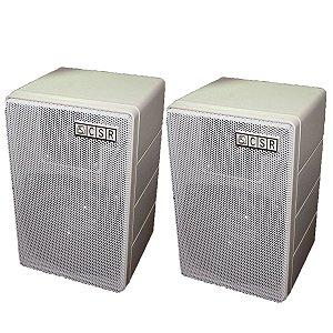 Caixa Acústica CSR 75-M Acústica Branca (UNIDADE)