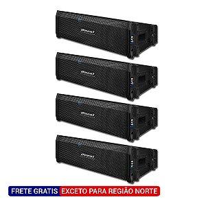 Caixa Oneal OLA 260 Line Array Preta - ola260 (4 unid.)